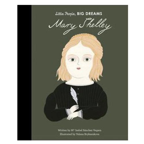 Little People Big Dreams Hardback books - Mary Shelley