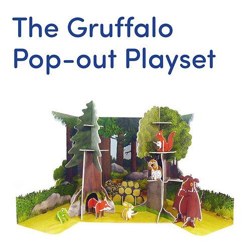Play press The Gruffalo play set