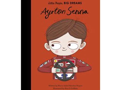Little People Big Dreams Ayrton Senna