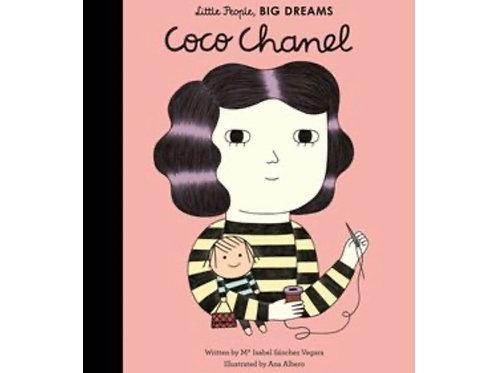 Little People Big Dreams: Coco Chanel