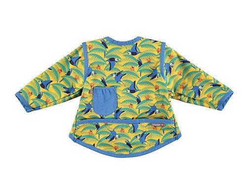 Close Parent sleeved bib stage 3 Parrot