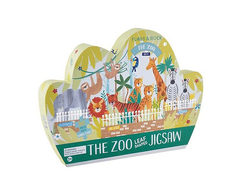 80 piece Zoo Jigsaw