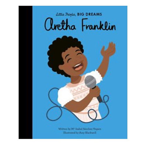 Little People Big Dreams: Aretha Franklin