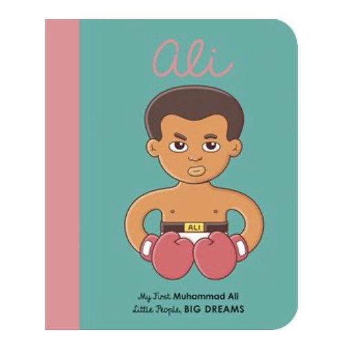Little People Big Dreams: Ali my first board book