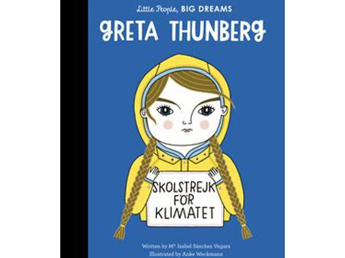 Little People Big Dreams Hardback book - Greta Thunberg