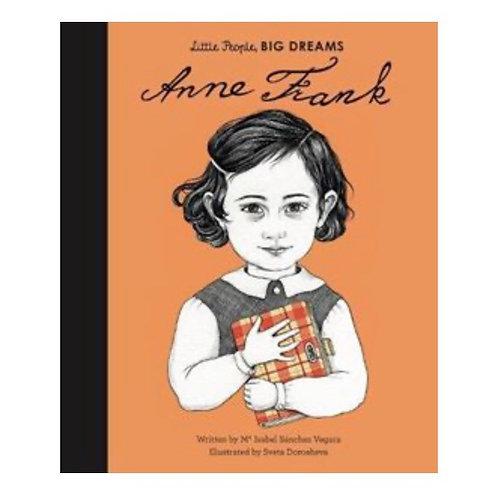 Little People Big Dreams: Anne Frank