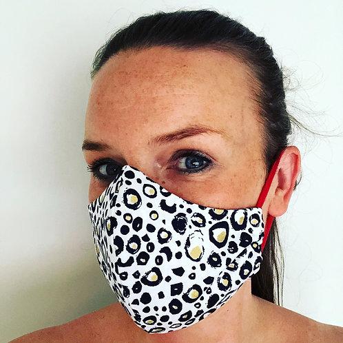 Ladies face cover