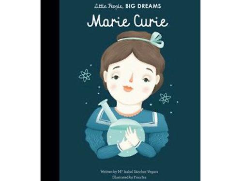 Little People Big Dreams: Marie Curie