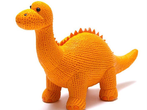 My First Diplodocus natural rubber dinosaur