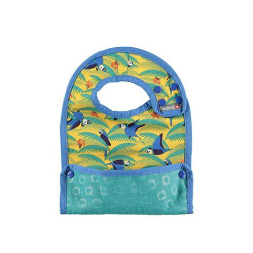 Close Parent Pop bib stage 2 parrot