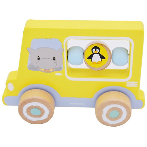 Hippo activity car