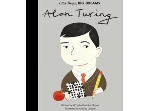 Little People Big Dreams: Alan Turing