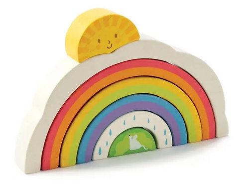 Tenderleaf Rainbow Tunnel