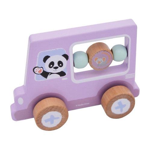 Panda activity car