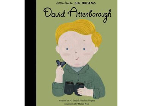 Little People Big Dreams: David Attenborough