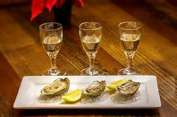 Fall Wine & Oyster Crawl