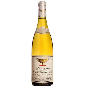 Gros Frere et Soeur Bourgogne Hautes Côtes de Nuits Blanc 2018 葛羅兄妹 上夜丘白酒