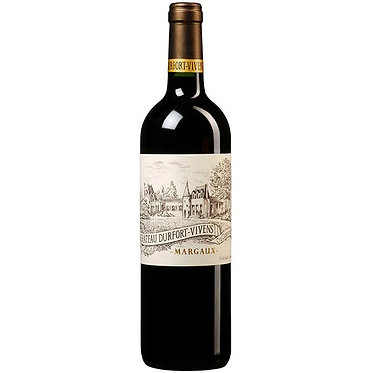 Chateau Durfort-Vivens 2017  法國波爾多杜霍酒莊薇恩堡一軍紅酒