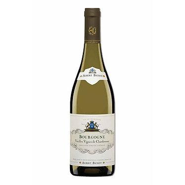 Albert Bichot Bourgogne Vieilles Vignes Chardonnay 2018亞柏彼修酒莊 夏多內白酒