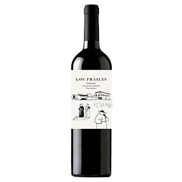 Bodegas Los Frailes  Naturel No Sulphites 2019 修士圖酒莊 自然紅酒