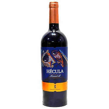 Bodegas Castano Hecula2017 卡斯達農酒莊耶古拉 紅葡萄酒