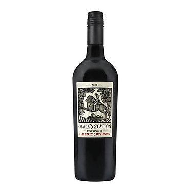 Black's Station Yolo County Cabernet Sauvignon 2017 黑色車站 卡本內蘇維翁紅葡萄酒