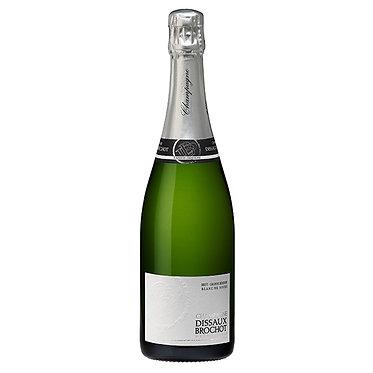 Dissaux Brochot Grande Brut Champagne NV迪梭.博修 酒莊 無年分香檳
