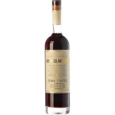 Ximénez-Spínola Pedro Ximénez Viejo 史賓諾拉酒莊 老佩德羅席曼尼斯 雪莉酒