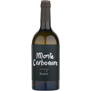 "Suavia Monte Carbonare Soave Classico DOC 2017 索維亞酒莊""黑火山""荖藤古典索亞維白葡萄酒"