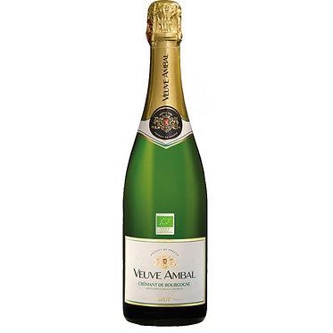 Veuve Ambal Cremant de Bourgogne Brut Organic安柏夫人酒莊 勃根地氣泡酒