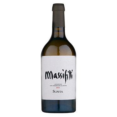 """Suavia Massifitti IGT 2017 索維亞酒莊""""白岩山""""白葡萄酒"""
