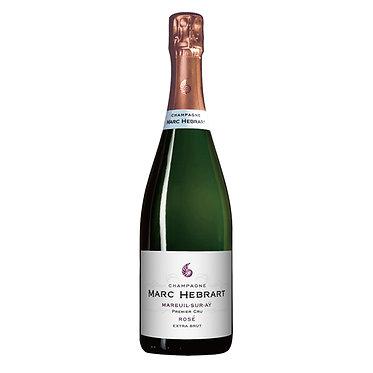 Marc Hebrart 1er Rosé Extra Brut NV 馬克艾博哈 無年份 一級園粉紅香檳
