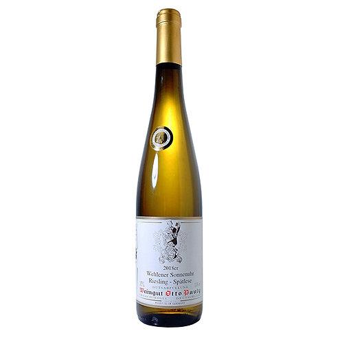 Wehlener Sonnenuhr Riesling Spatlese 2018懷爾尼「日晷園」麗絲玲 晚摘甜白酒