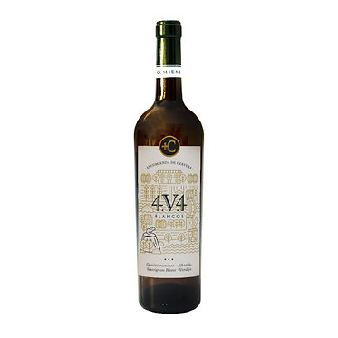 4V4 Blancos 2018 賽維拉酒莊四白葡萄酒混釀