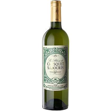 Le Blanc de Crusquet Sabourin    大藝術家 薩布蘭白葡萄酒
