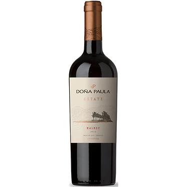 Doña Paula Mablec 2018 阿根廷唐璜酒莊馬貝克紅酒