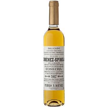 Ximénez SpínolaPX Cosecha 2018 席曼尼斯史賓諾拉 豐收甜白葡萄酒