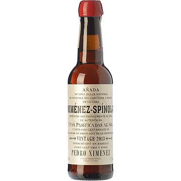 Ximénez-Spínola PX Vintage 2013 史賓諾拉酒莊 年分PX甜酒