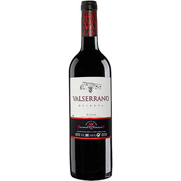 Valserrano Reserva 2014 馬克莎酒莊 沙雷諾谷窖藏紅酒