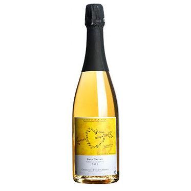 Crémant d'Alsace Brut Nature Flèche Saignante 2018 布蘭德酒莊阿爾薩斯傳統氣泡酒