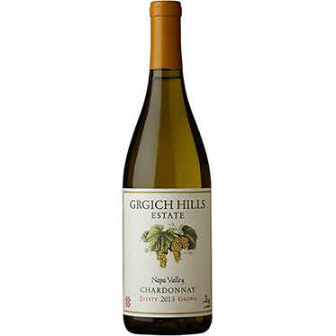 Grgich Hills Estate  Chardonnay 2015