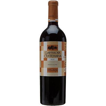 Aragonesas Coto Hayas Garnacha Centenaria 2017 亞拉岡酒莊 海亞斯百年老藤格納希紅酒