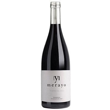 Bodegas y Vinedos Merayo Joven Mencia 2019梅拉優酒莊門西亞紅酒