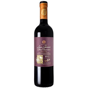 Bodegas Leza Garcia Tinto Familia Crianza 2015 萊莎加西亞酒莊 田帕尼優紅酒