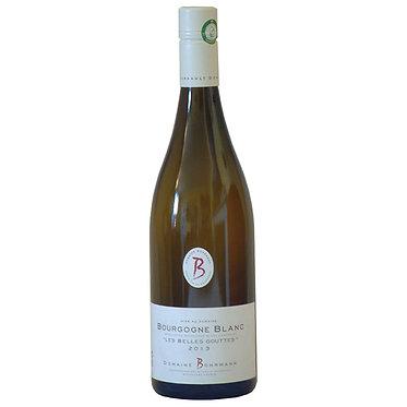 Domaine Bohrmann Bourgogne Blanc Les Belles Gouttes 薄荷蔓酒莊 布根地廣域級白酒 2016