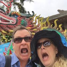 Amusement Park, Ho Chi Minh City, Vietnam