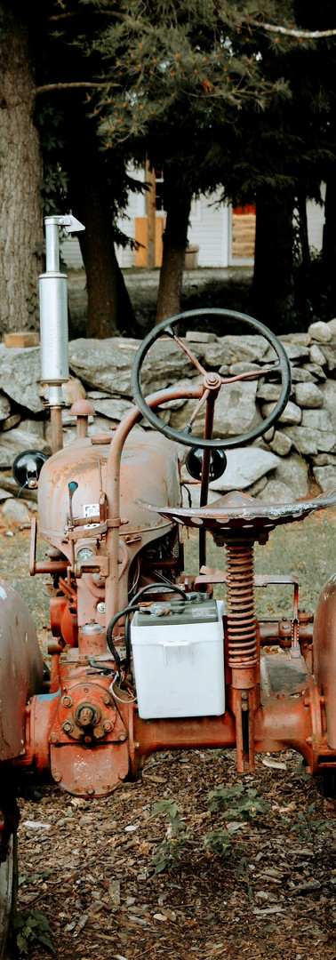 Honey Pot Tractor