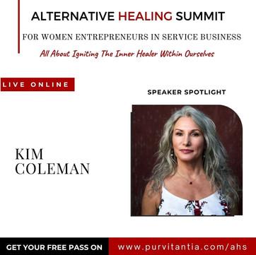 Alternative Healing Summit 2021