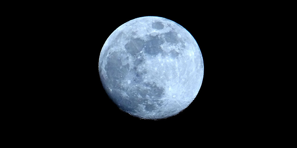 May Full Blue Moon Session