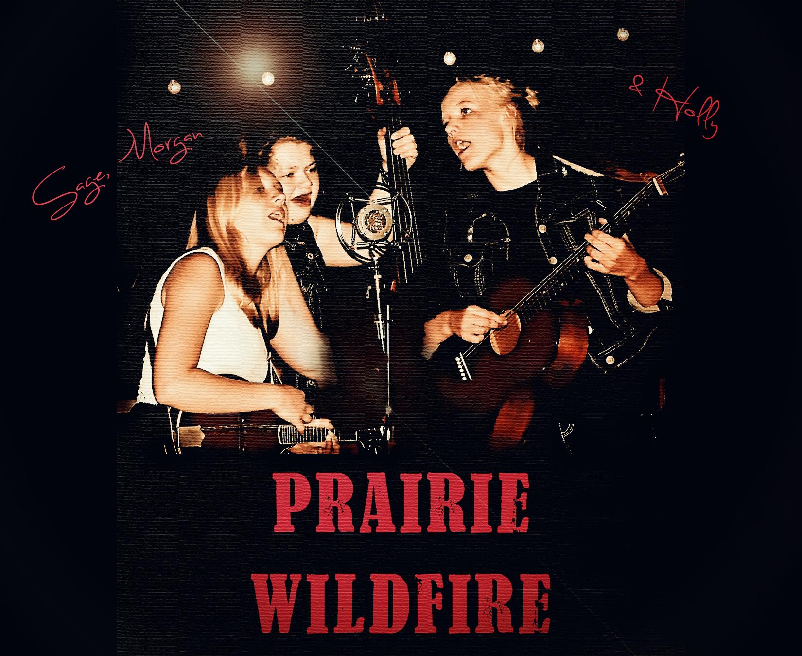 Prairie Wildfire Red